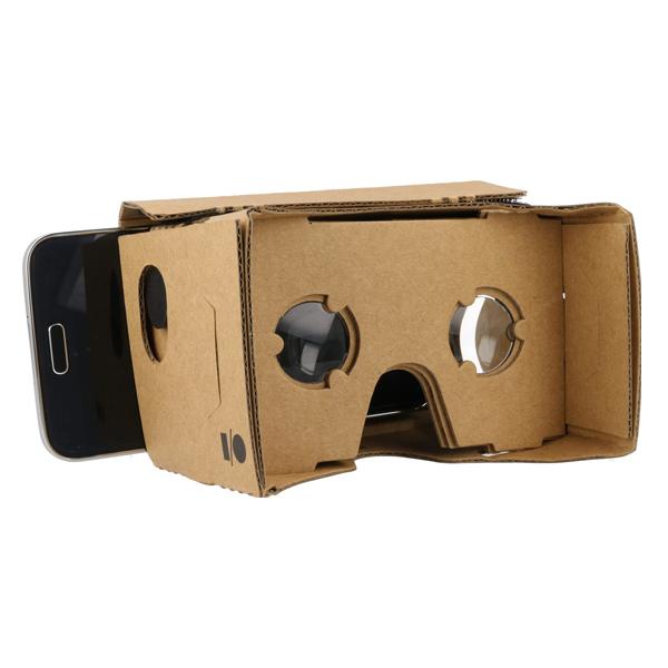 Google Cardboard Brofish Virtual Reality Bril