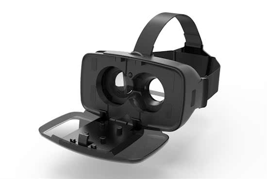 Homido VR V2 Headset Virtual Reality Bril
