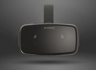 Homido VR V2 Headset Virtual Reality Bril