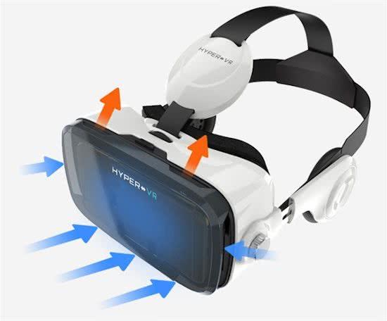 Hyper VR Virtual Reality Bril