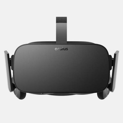 Oculus Rift Virtual Reality Bril